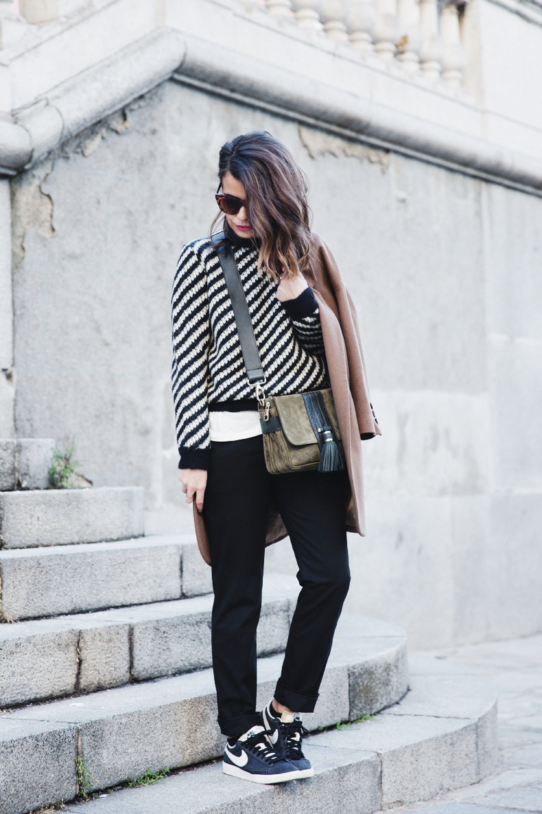 Striped_Jumper_APC-Camel_Coat-Sneakers_Nike-Heels-Paul_And_Joe_BAG-Outfit-Street_Style-Collage_Vintage-5