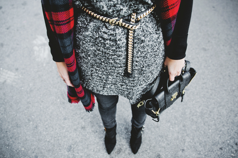 Be_Belted-Tartan_Scarf-Booties_Eden-Outfit-Collage_Vintage-Street_Style-12