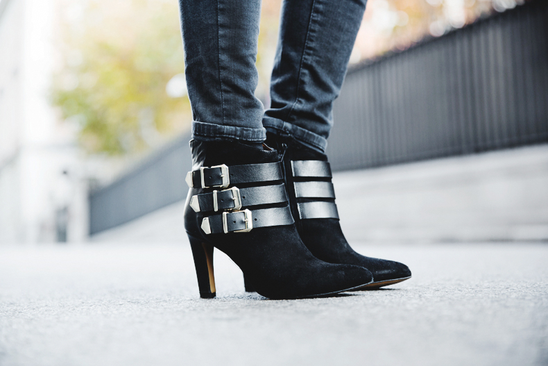 Be_Belted-Tartan_Scarf-Booties_Eden-Outfit-Collage_Vintage-Street_Style-1