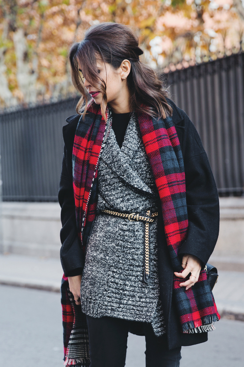 Be_Belted-Tartan_Scarf-Booties_Eden-Outfit-Collage_Vintage-Street_Style-24