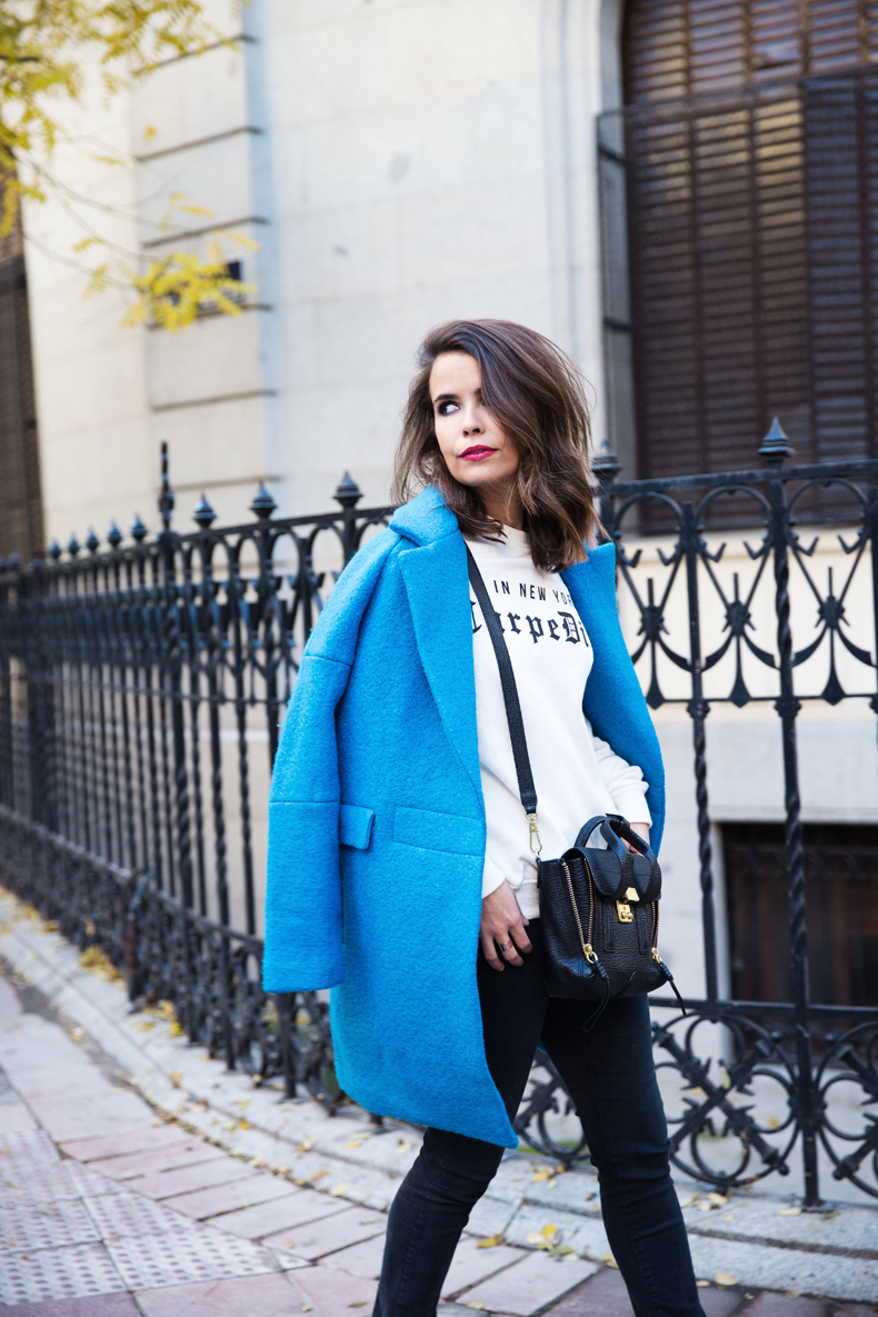 Blue_Coat-Carpe_Diem_Sweatshirt-Black_Booties-Street_Style-Collage_Vintage-Outfit-3