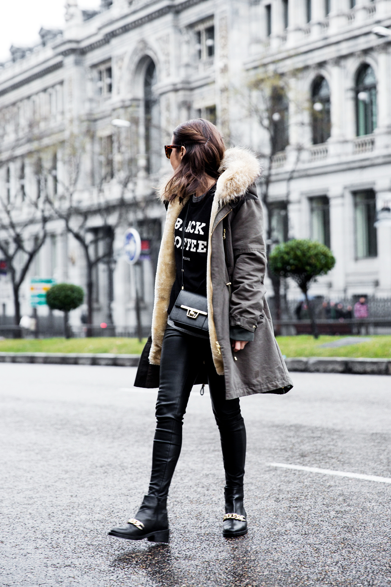 Sweatshirt-Leather_Pants-Parka_Kookai-Style-Chained_Boots-Collage_Vintage-Street_Style-Outfit-11