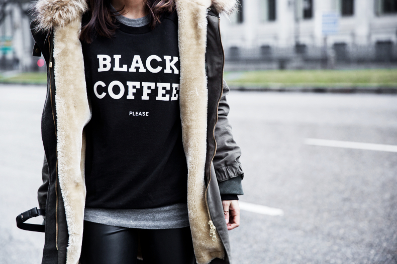 Sweatshirt-Leather_Pants-Parka_Kookai-Style-Chained_Boots-Collage_Vintage-Street_Style-Outfit-2