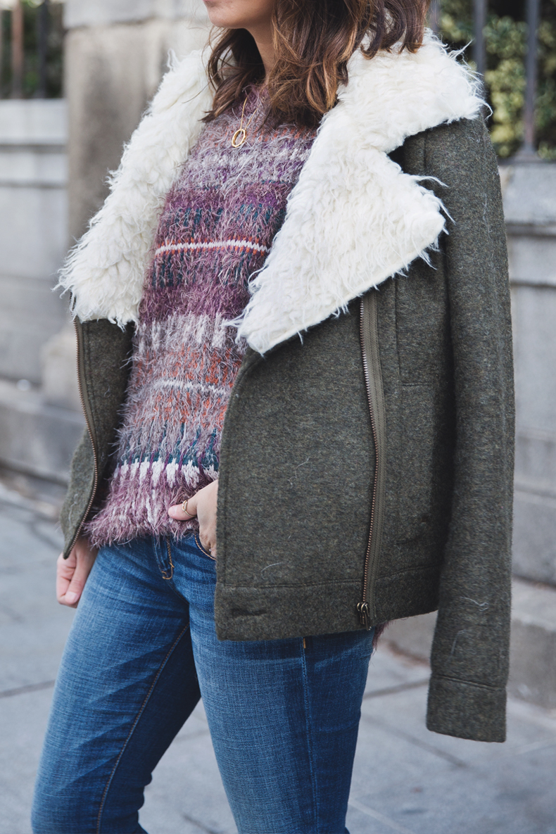 Fluffly_Sweater-Jeans_Abercrombie_And_Fitch-Jeans-Sam_Edelman-Outfit-Shearling_Jacket-Street_Style-11