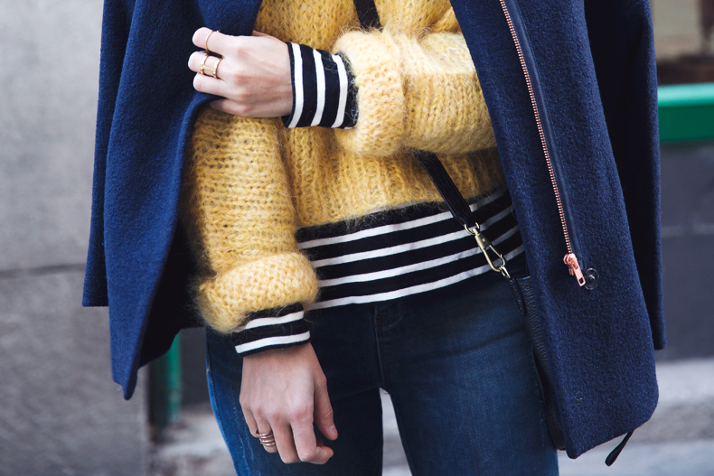 Yellow_Sweater-Striped_Top-Jeans-Flippa_K-Coat-Girissima-Street_Style-Loafers-Outfit-23