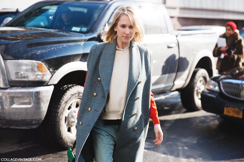 New_York_Fashion_Week-Street_Style-Fall_Winter-2015-Cape_Coat-