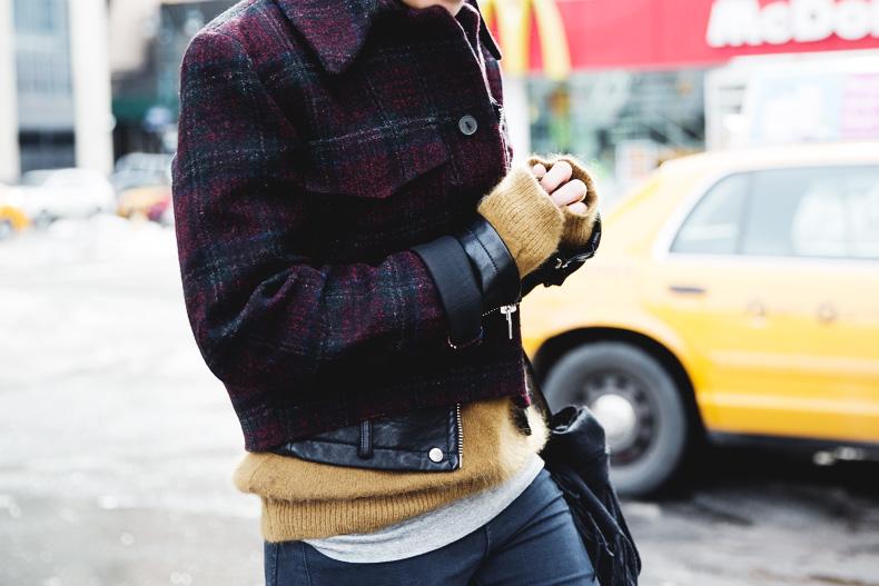 Neoprene_Jacket-GReen_Jumper-Outfit-NYFW-Street_Style-20