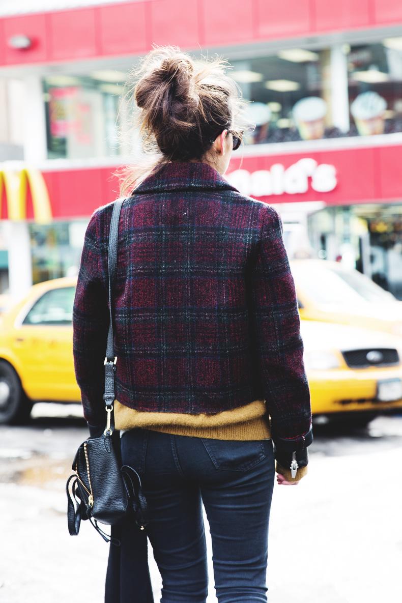 Neoprene_Jacket-GReen_Jumper-Outfit-NYFW-Street_Style-3