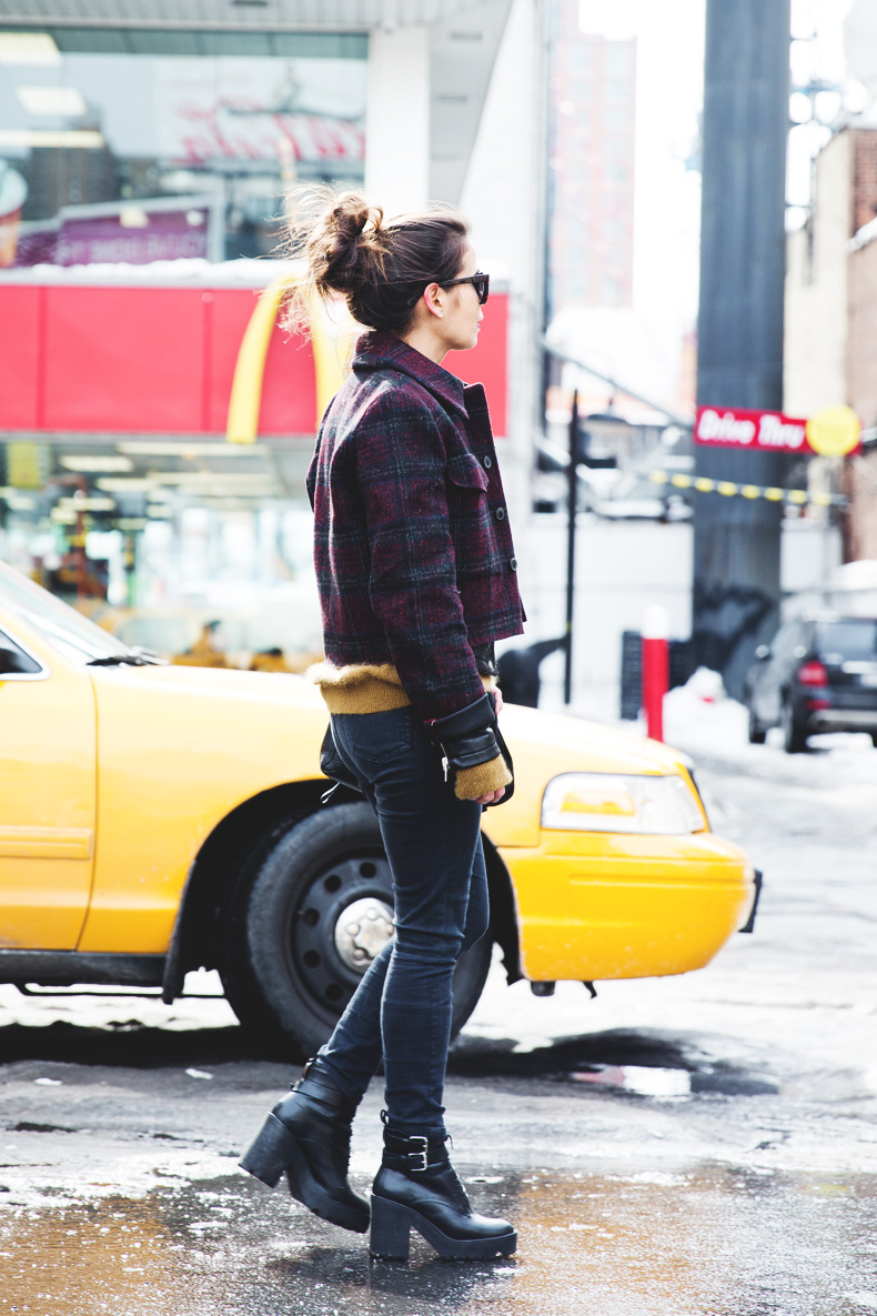 Neoprene_Jacket-GReen_Jumper-Outfit-NYFW-Street_Style-17