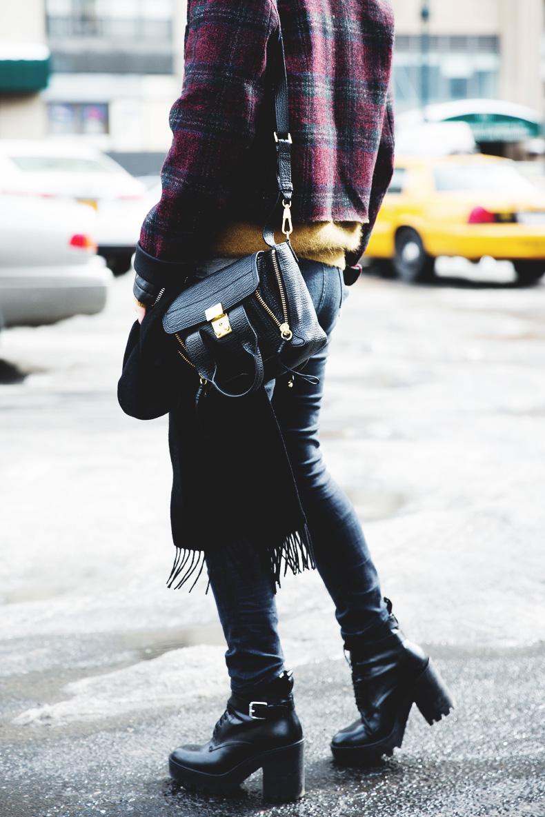 Neoprene_Jacket-GReen_Jumper-Outfit-NYFW-Street_Style-2