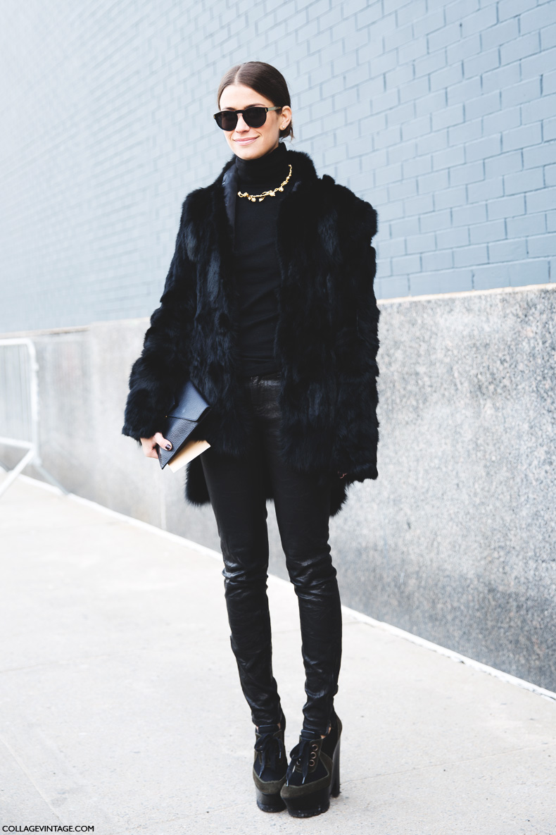 New_York_Fashion_Week-Street_Style-Fall_Winter-2015-Amanda_Weiner-Black-