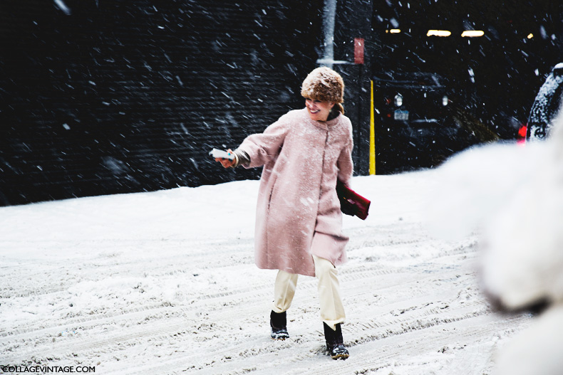 New_York_Fashion_Week-Street_Style-Fall_Winter-2015-snowstorm