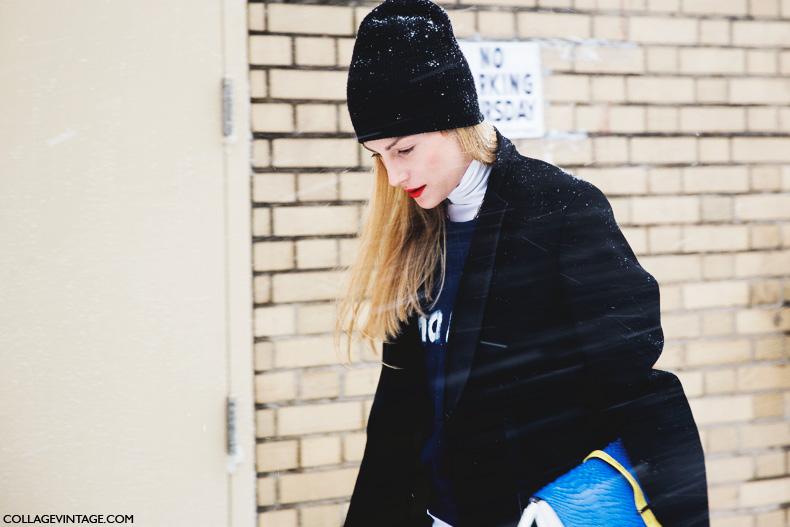 New_York_Fashion_Week-Street_Style-Fall_Winter-2015-Joanna_hillman_beanie-chanel_sweatshirt-