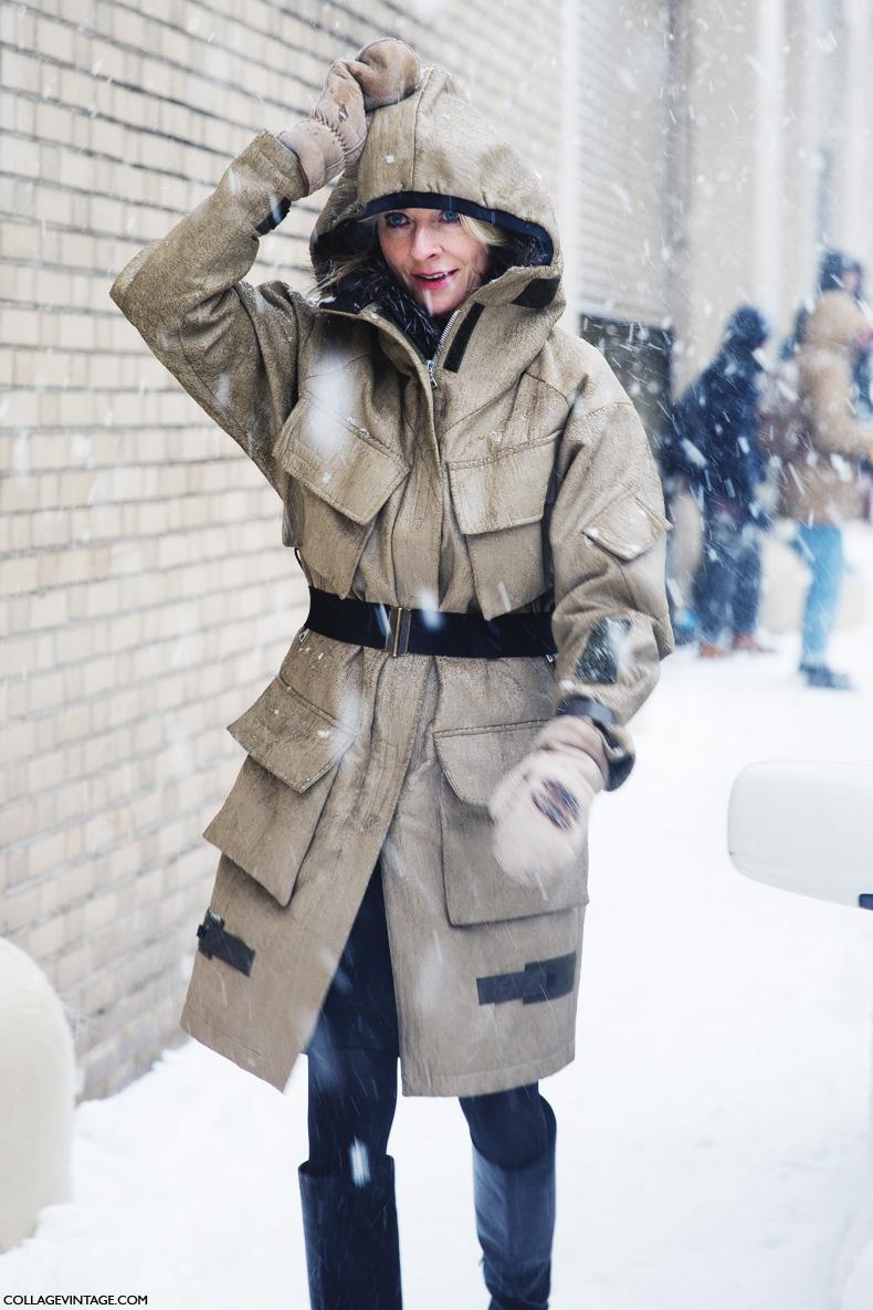New_York_Fashion_Week-Street_Style-Fall_Winter-2015-Parka-1