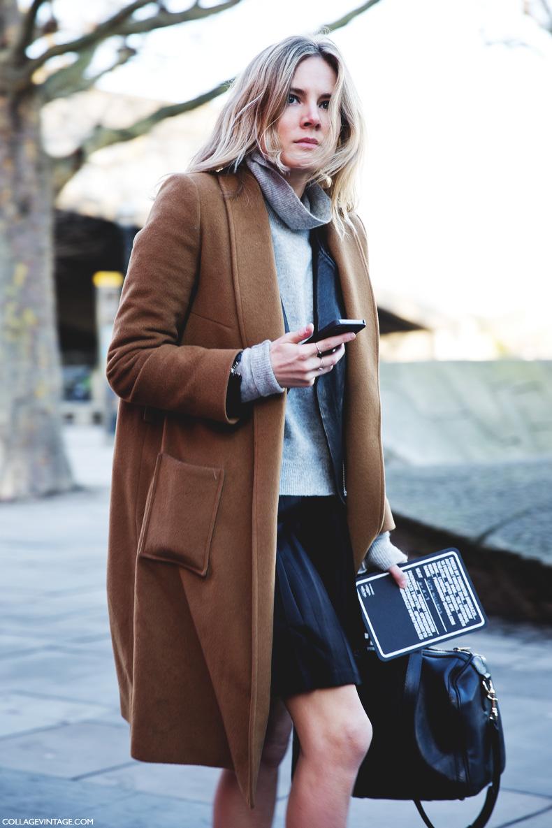 London_Fashion_Week-Street_Style-Fall_Winter_14-Lucy_Williams-Camel_Coat-