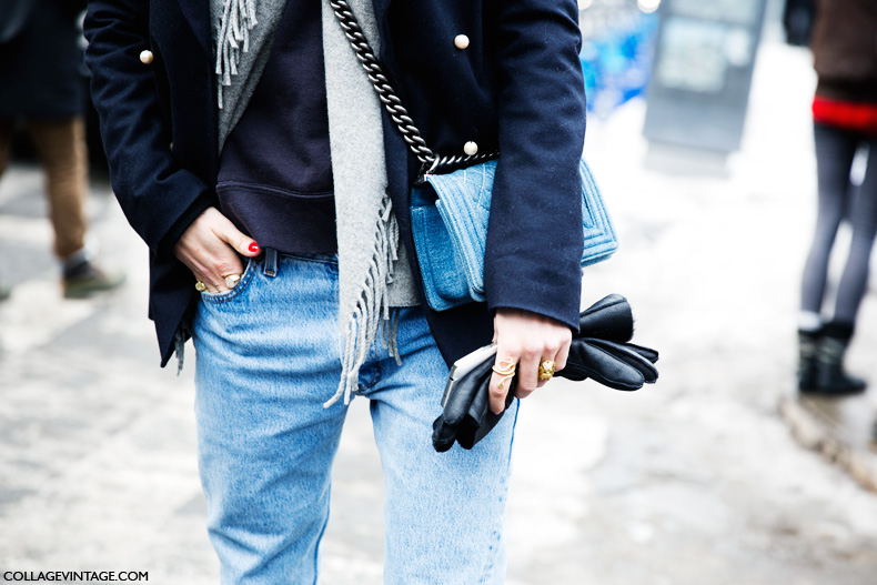 New_York_Fashion_Week-Street_Style-Fall_Winter-2015-denim-chanel-