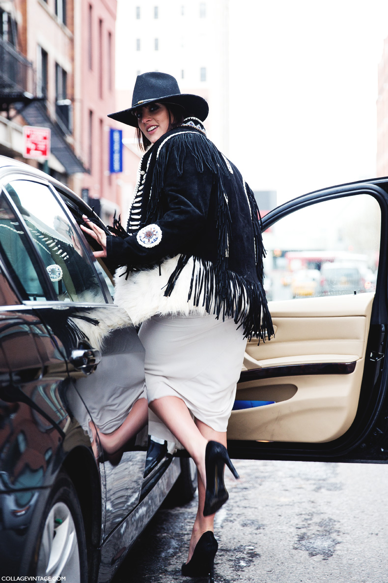 New_York_Fashion_Week-Street_Style-Fall_Winter-2015-Coat_Hat-