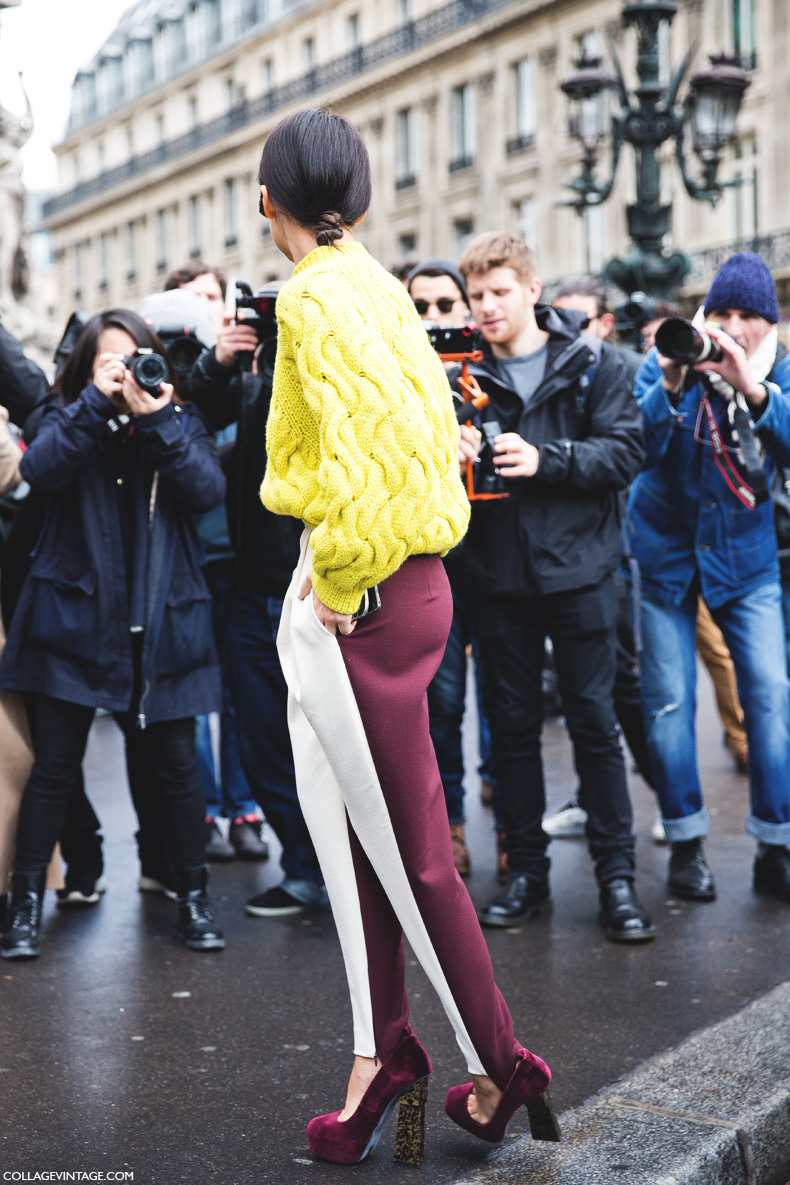 Paris_Fashion_Week_Fall_14-Street_Style-PFW-_Stella_McCartney-Miroslava_Duma-DelPozo-Yellow-4