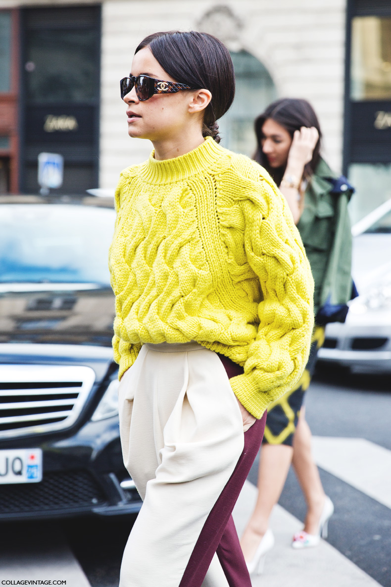 Paris_Fashion_Week_Fall_14-Street_Style-PFW-_Stella_McCartney-Miroslava_Duma-DelPozo-Yellow-3