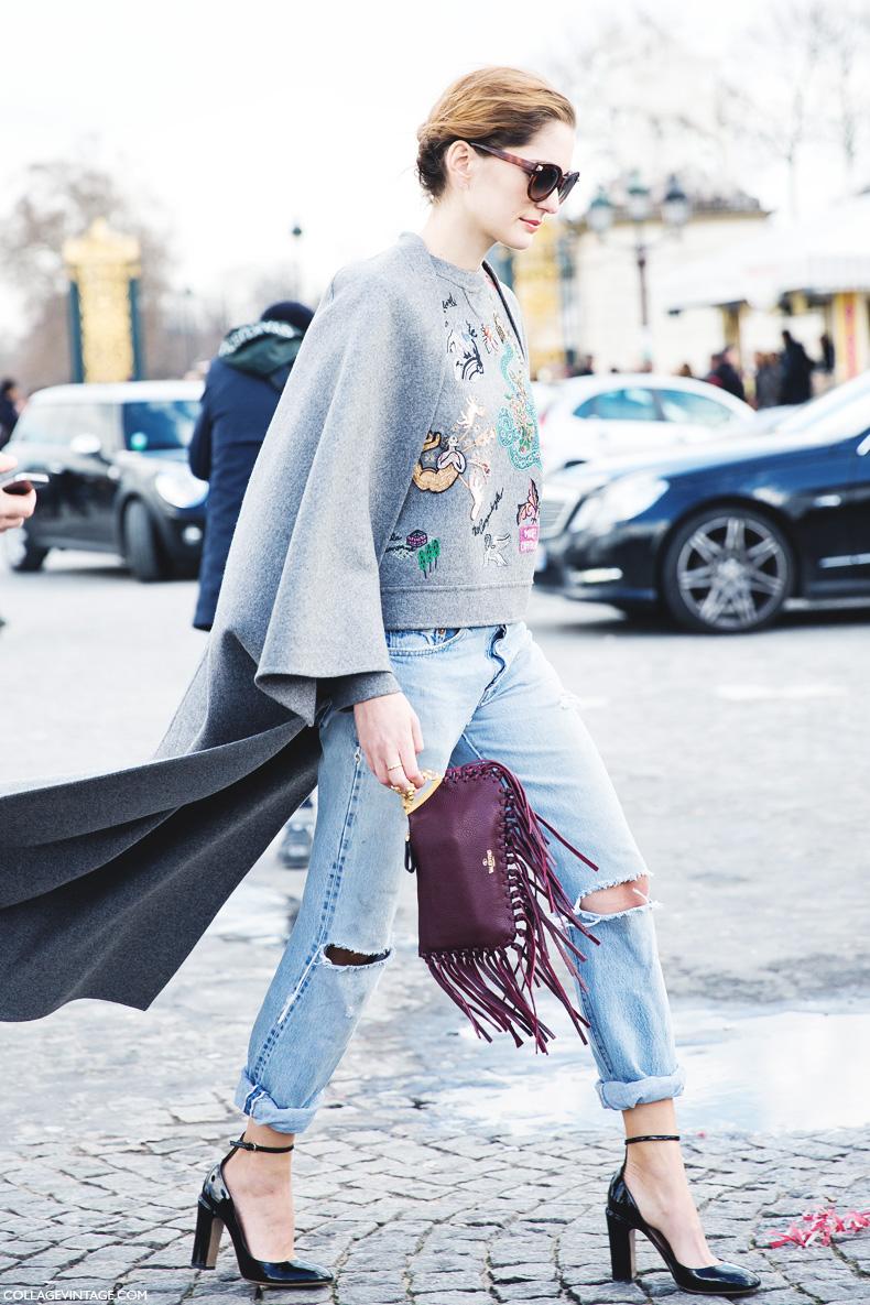 Paris_Fashion_Week_Fall_14-Street_Style-PFW-_Valentino-Sofia_Sanchez-Denim-Mom_Jeans-2