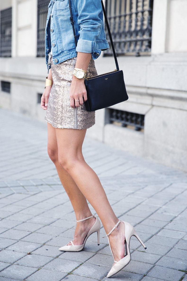 Sequined_Skirt-Denim_Jacket-Street_Style-outfit-27