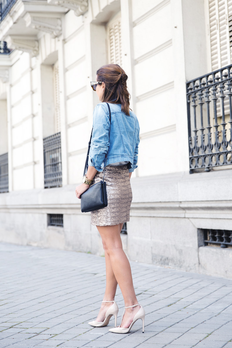 Sequined_Skirt-Denim_Jacket-Street_Style-outfit-23