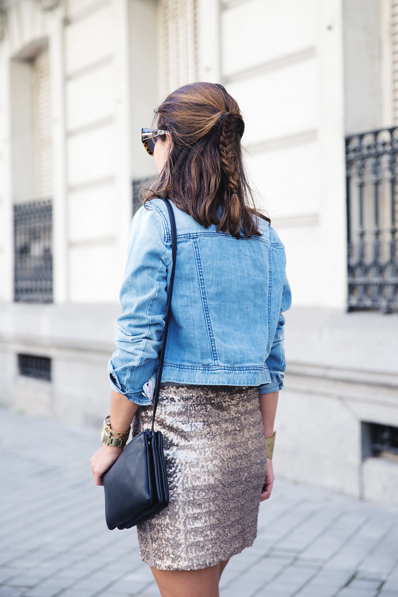 Sequined_Skirt-Denim_Jacket-Street_Style-outfit-3