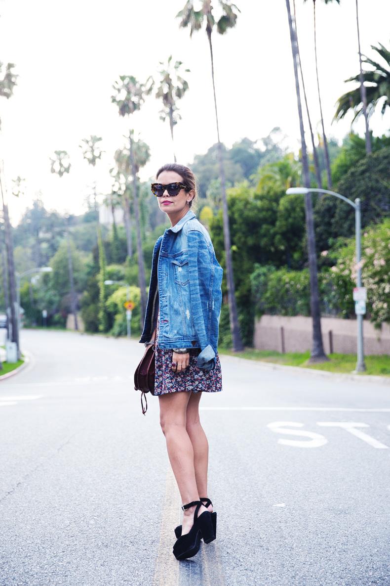 Los_Angeles-travel-Collagevintage-floral_Dress-Denim_Jacket-Denim-3