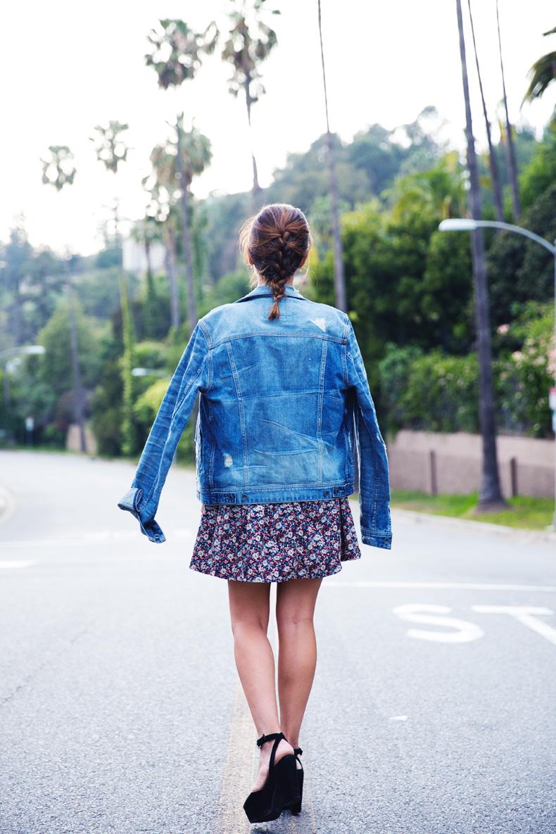 Los_Angeles-travel-Collagevintage-floral_Dress-Denim_Jacket-Denim-2