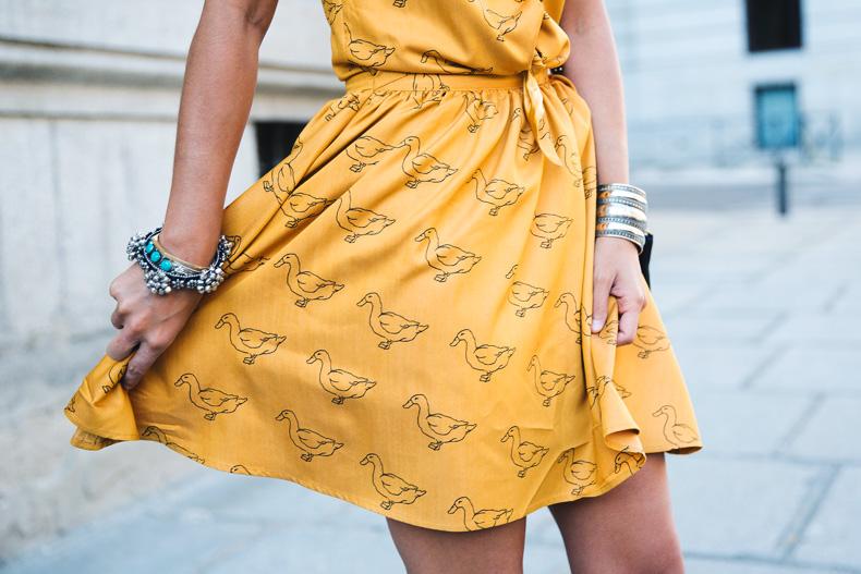 Pepa_Love_Dress-Yellow-Fishtail_Braid-Outfit-Street_Style-23