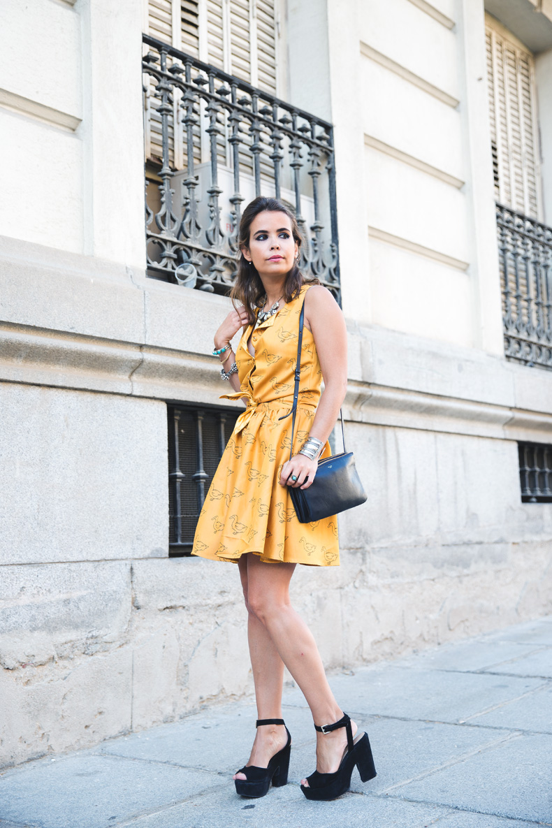 Pepa_Love_Dress-Yellow-Fishtail_Braid-Outfit-Street_Style-10