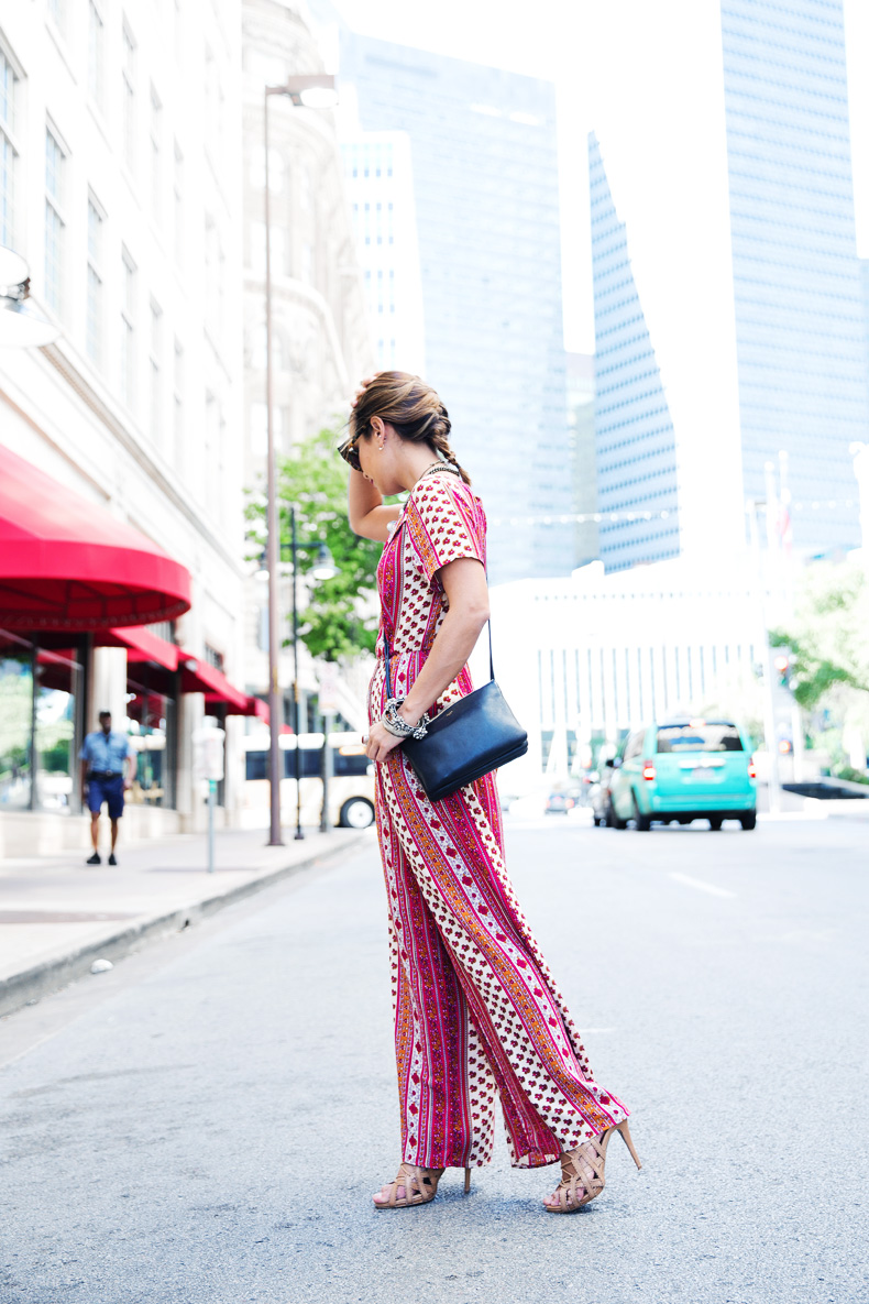 Boho_Jumpsuit-Lace_Up_Sandals-Outfit-Street_Style-4