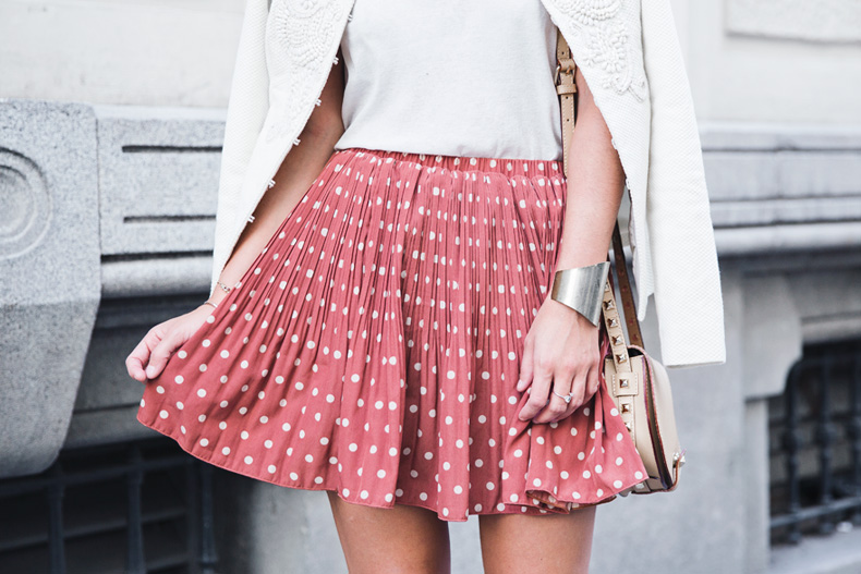 Embroidered_Jacket-Twin_Set-Polka_Dots_Skirt-Alexander_Wang_Sandals-Outfit-Street_Style-36