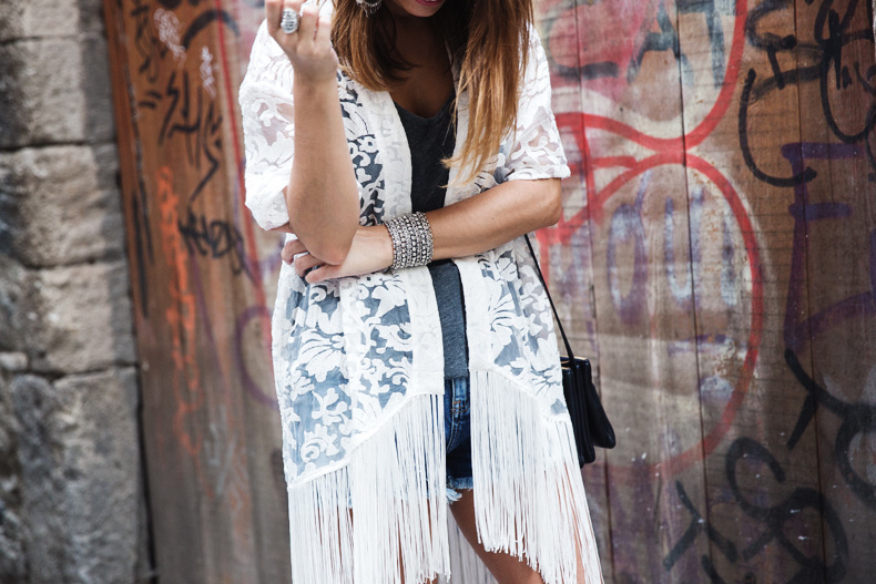 Roxy Kimono