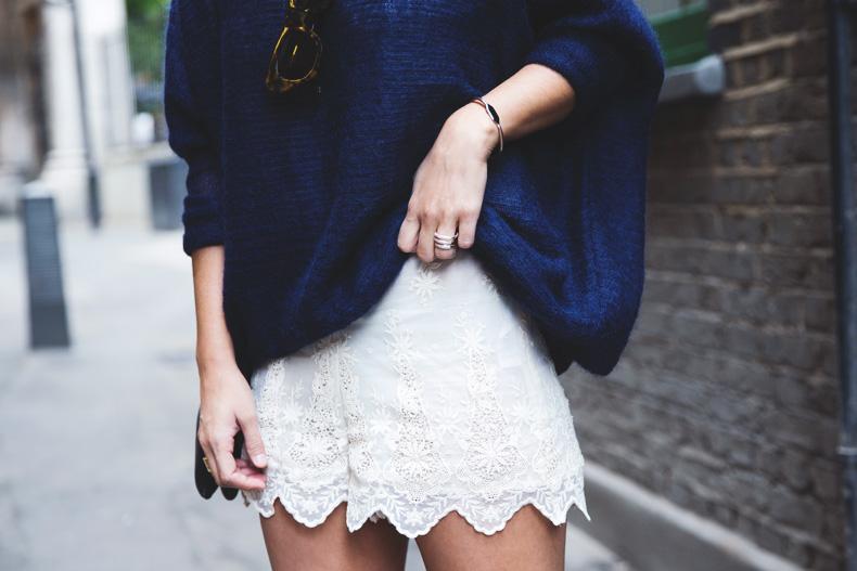 Lace_Shorts-Lace_Up_Sandals-Blue_Jumper-Outfit-28