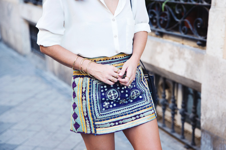 Superga_X_Man_Repeller-Yellow_Sneakers-Beaded_Skirt-Maria_Pascual_jewels-Street_Style-Collagevintage-19