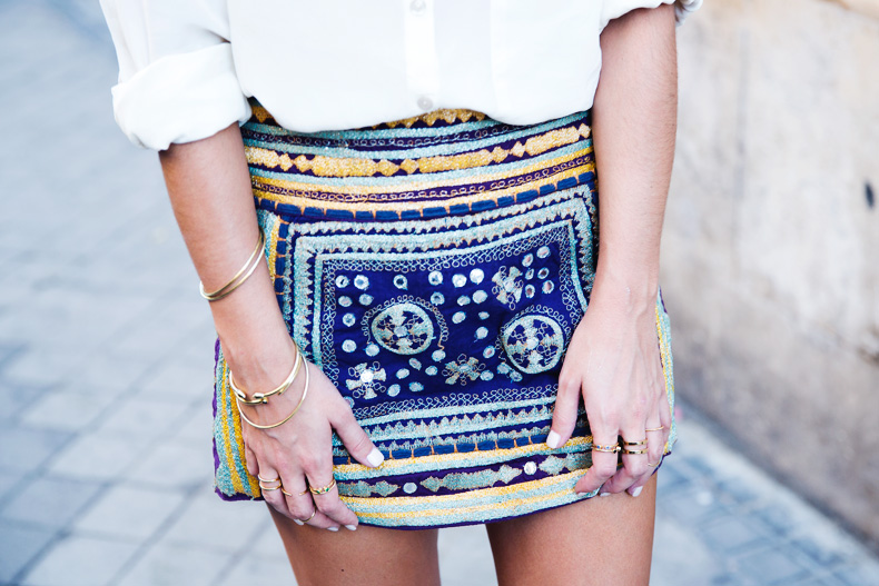 Superga_X_Man_Repeller-Yellow_Sneakers-Beaded_Skirt-Maria_Pascual_jewels-Street_Style-Collagevintage-24