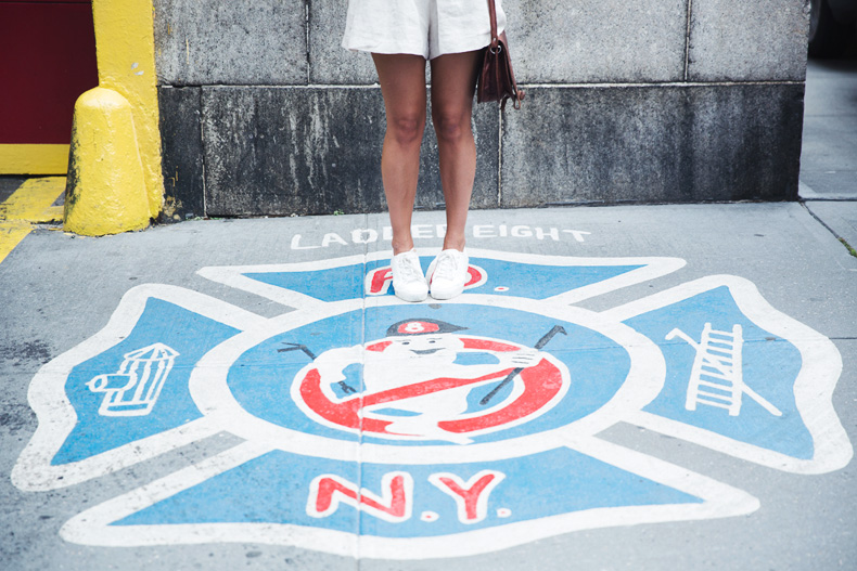 GhostBusters_Firestation-New_York-Shorts-Sneakers-Bersha-Outfit-NYFW-Fishbraid-6