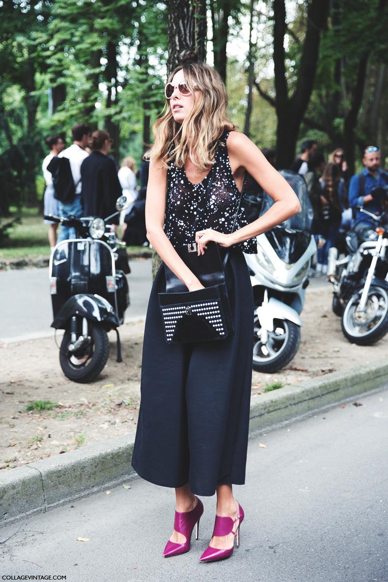 Milan_Fashion_Week_Spring_Summer_15-MFW-Street_Style-Candela_Novembre-Culottes-