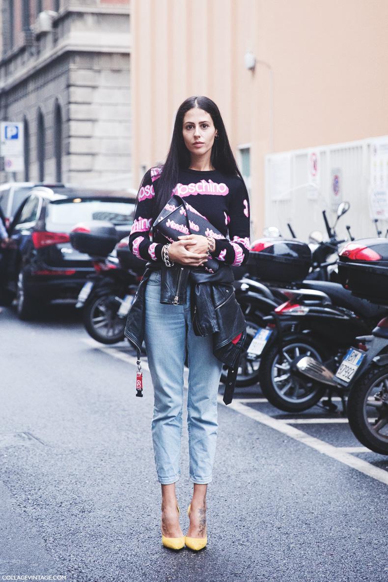 Milan_Fashion_Week_Spring_Summer_15-MFW-Street_Style-Gilda_Grazia-Moschino_Barbie_Sweatshirt-