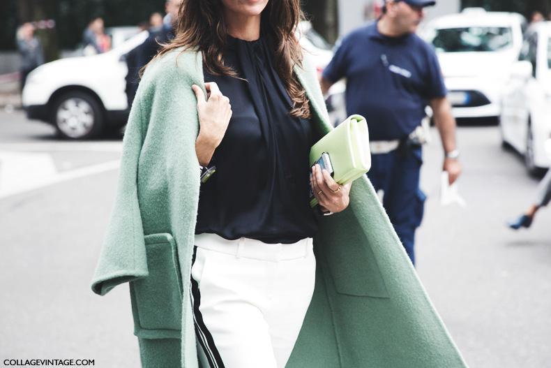 Milan_Fashion_Week_Spring_Summer_15-MFW-Street_Style-Green_Coat-