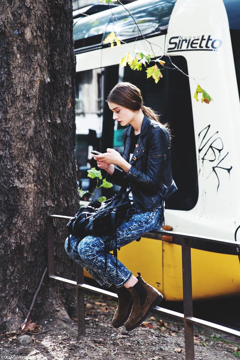 Milan_Fashion_Week_Spring_Summer_15-MFW-Street_Style-Model_Dolce_Gabbana-