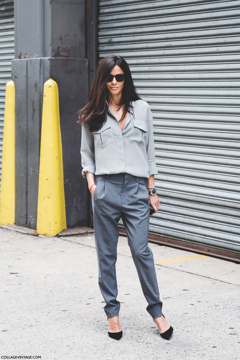 New_York_Fashion_Week_Spring_Summer_15-NYFW-Street_Style-Barbara_Martello-Grey_Outfit-