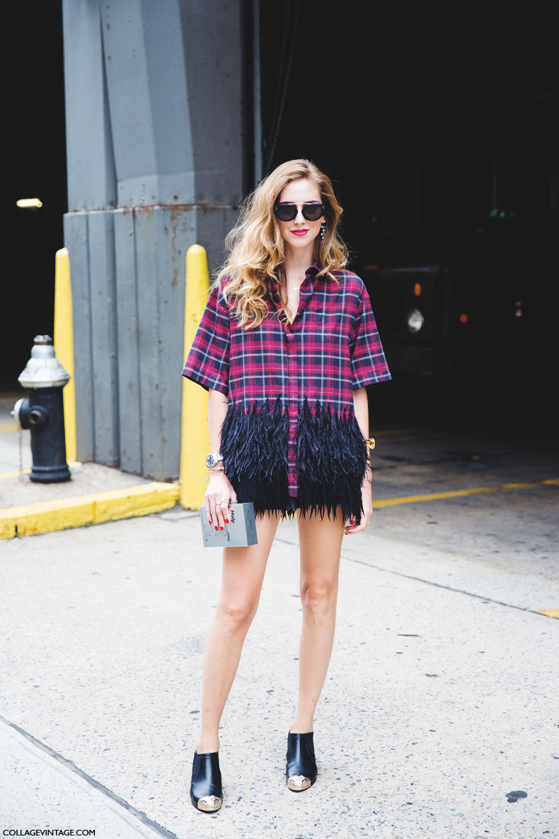 New_York_Fashion_Week_Spring_Summer_15-NYFW-Street_Style-Chiara_Ferragni-N21_Dress-