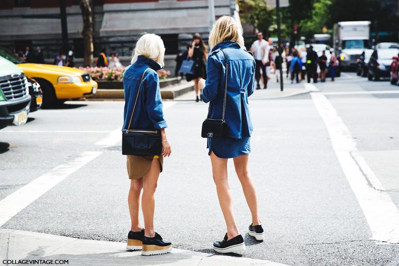 New_York_Fashion_Week_Spring_Summer_15-NYFW-Street_Style-Denim-