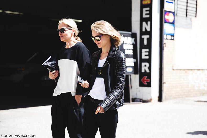 New_York_Fashion_Week_Spring_Summer_15-NYFW-Street_Style-JESSICA_MINKOFF-SANDRO-LEATHER_JACKET