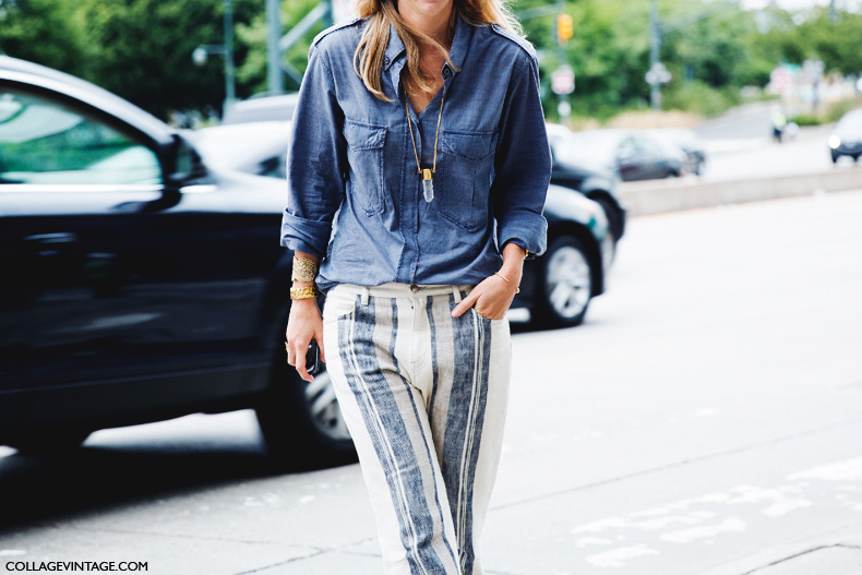 New_York_Fashion_Week_Spring_Summer_15-NYFW-Street_Style-Jennifer_Neyt-Striped_TRousers-1