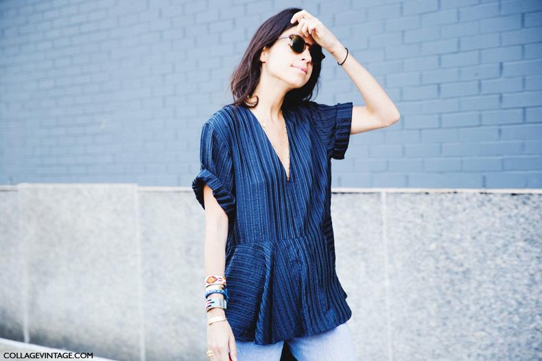 New_York_Fashion_Week_Spring_Summer_15-NYFW-Street_Style-Leandra_Medine-Clogs-Levis-1