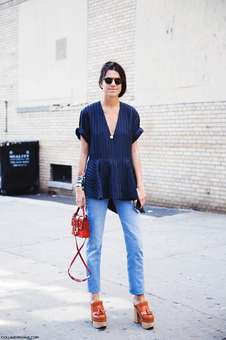 New_York_Fashion_Week_Spring_Summer_15-NYFW-Street_Style-Leandra_Medine-Clogs-Levis-7