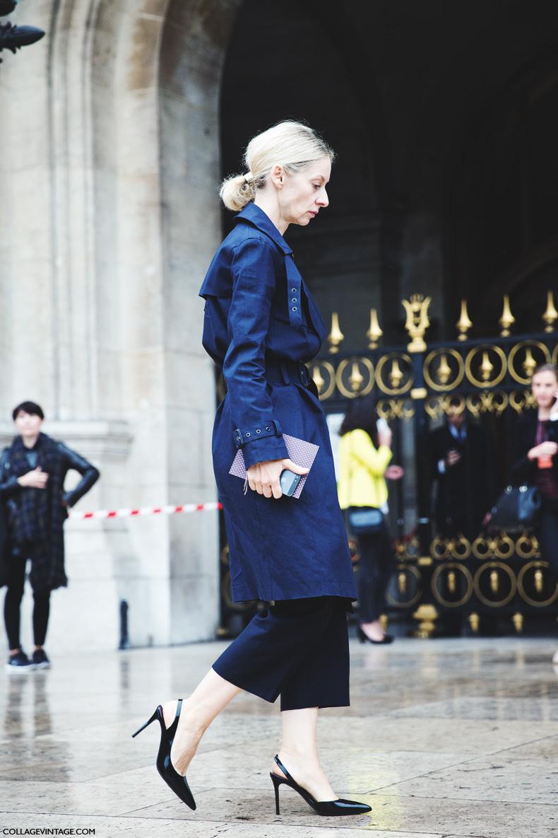 Paris_Fashion_Week_Spring_Summer_15-PFW-Street_Style-Blue_Trench-